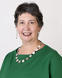 Portrait photo of Laurinda Gardner