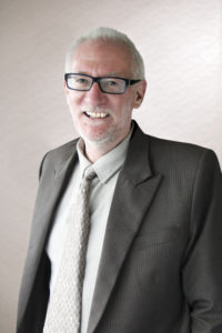 Portrait photo of Trevor Budge