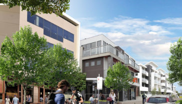 Exterior image of the Berwick Health and Education Precinct