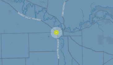 Euchua West precinct map, described below