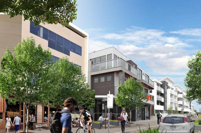 Exterior image of the Berwick Health and Education Precinct