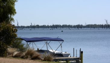 Photo Depicting Lake Mulwala For Yarrawonga Framework Plan
