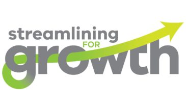 Streamlining for Growth Logo