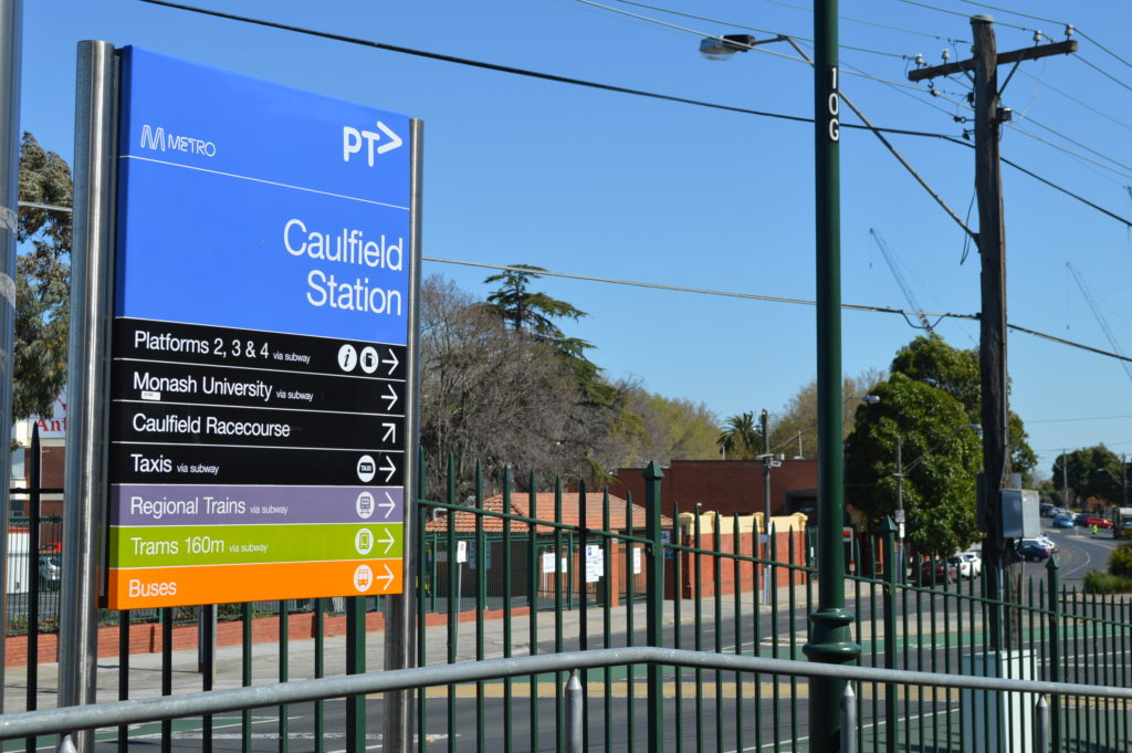 Caulfield Station Precinct