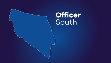 Officer South tile