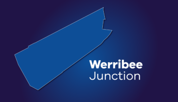 Werribee Junction tile