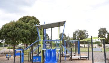 Playground In Braybrook